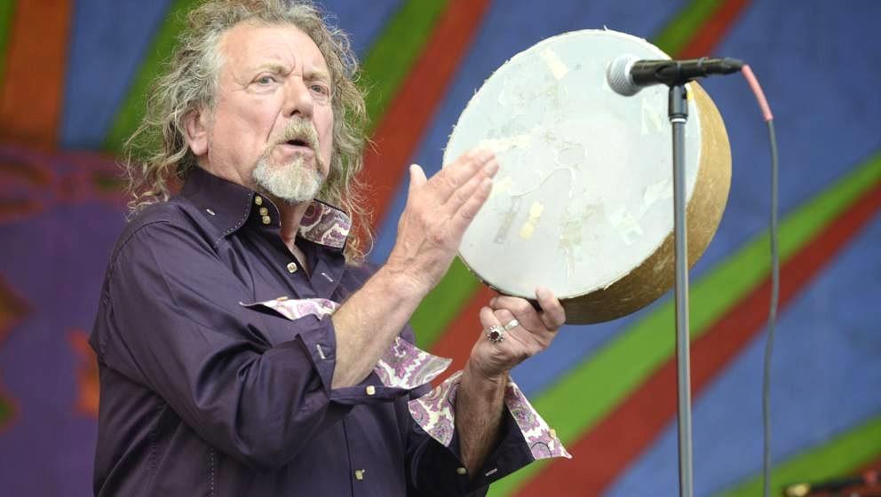 Setzt erneut auf außergewöhnliche Rhythmen: Robert Plant