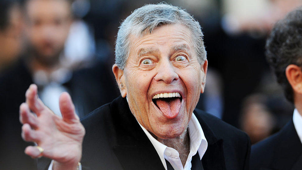 CANNES, FRANCE - MAY 23:  Jerry Lewis attends the Jerry Lewis hommage and 'Max Rose' Premiere at The 66th Annucal Cannes Film