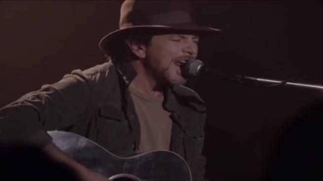 """Eddie Vedder bei """"Twin Peaks"""""""