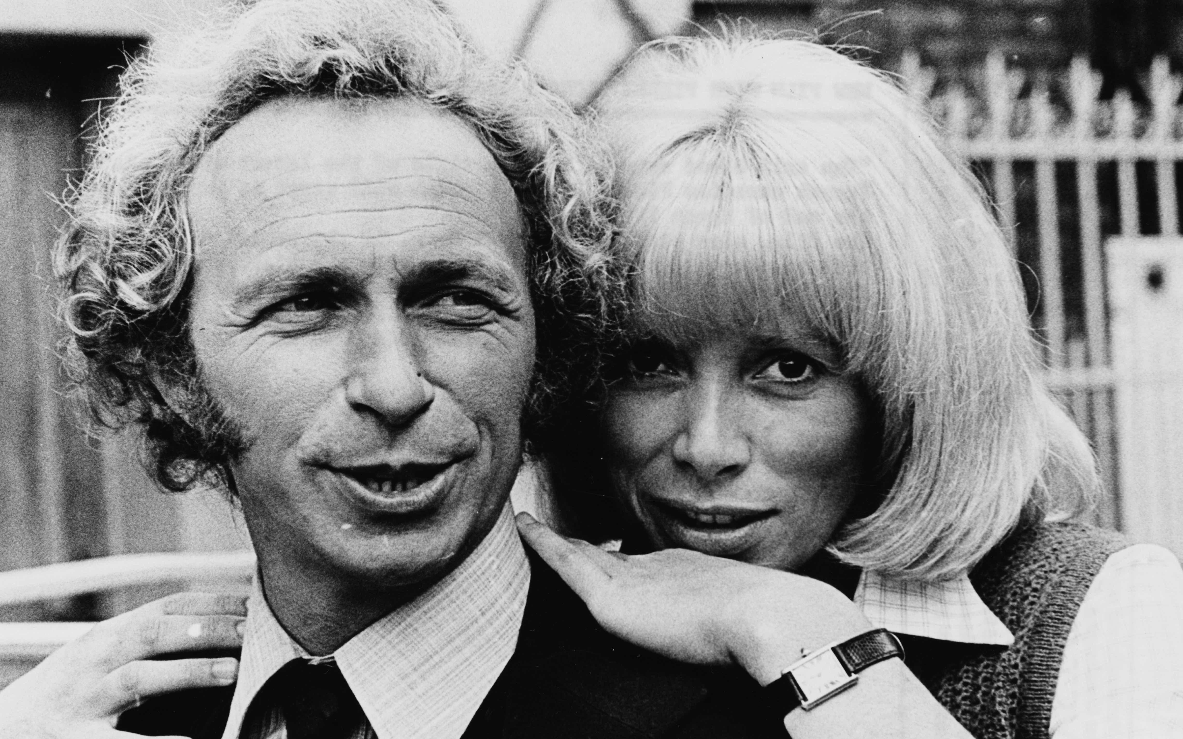 Pierre Richard und Mireille Darc