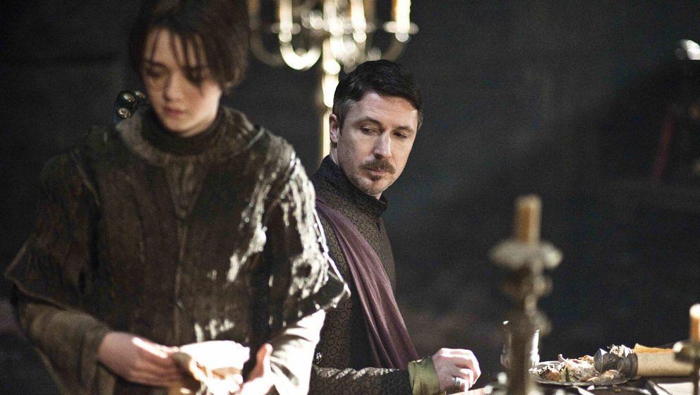 Arya Stark und Kleinfinger