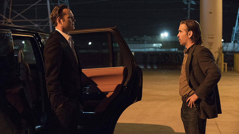 """Vince Vaughn und Colin Farrell in der zweiten Staffel """"True Detective"""""""