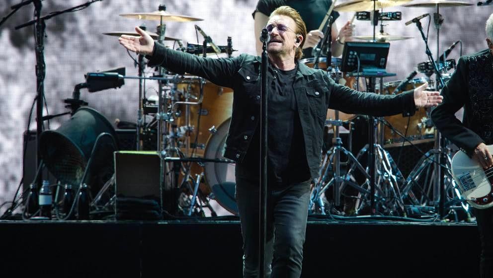 U2 live 2017 (Archivbild)