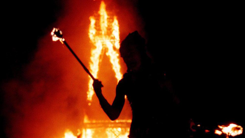 Burning Man Festival (Archivbild)