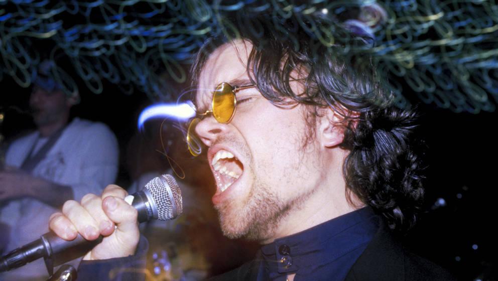 Ein junger Peter Dinklage bei einem Auftritt im Jahr 1994