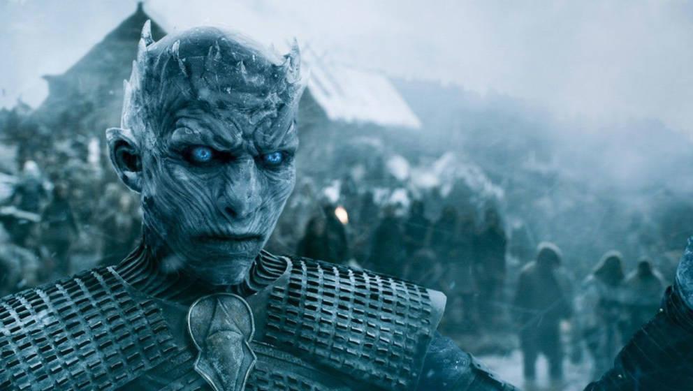 """Ein White Walker aus """"Game Of Thrones"""""""