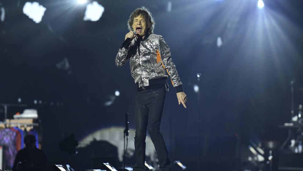 Rolling Stones live in Hamburg am 09.09.2017