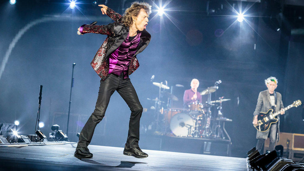 The Rolling Stones live in Spielberg am 16.09.2017