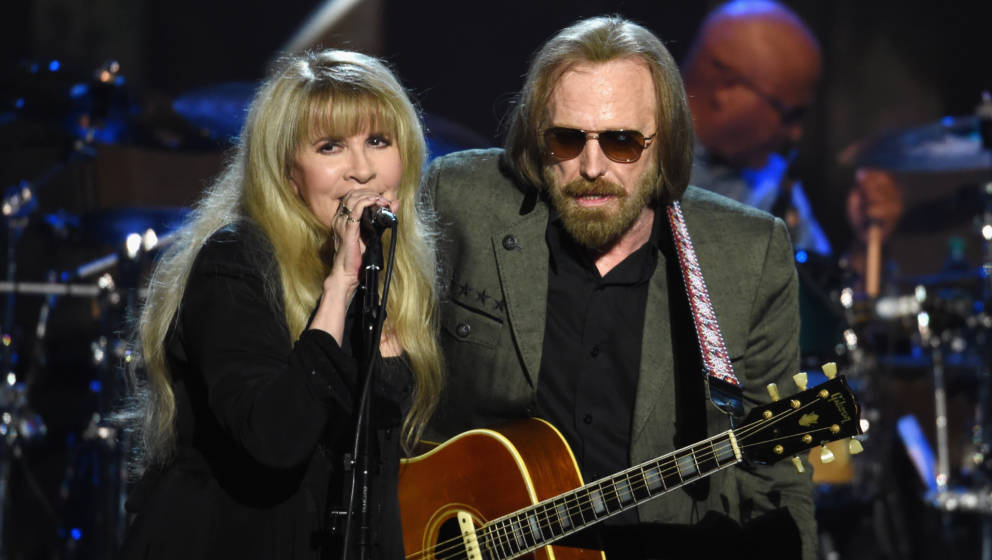 Stevie Nicks und Tom Petty