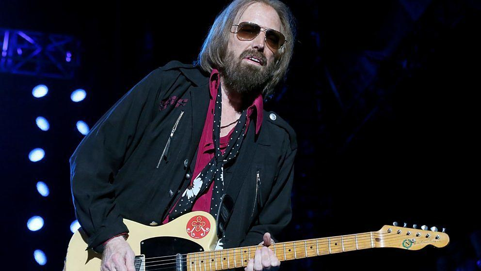 Tom Petty und seine Heartbreakers live