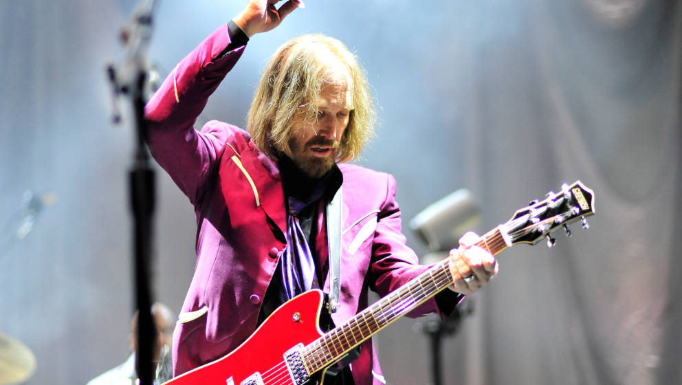 Tom Petty und seine Band zum Tourstart 2014