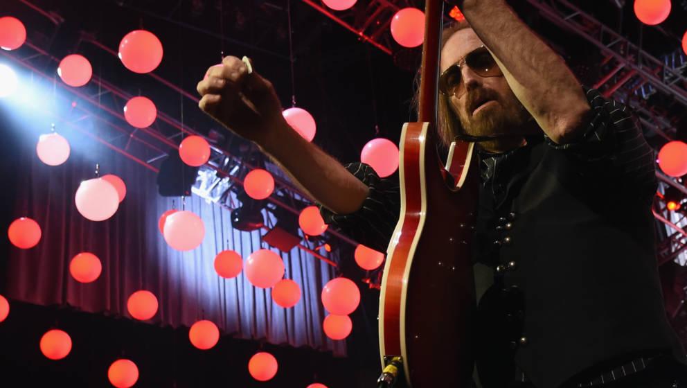 Tom Petty bei seiner letzten Tour 2017
