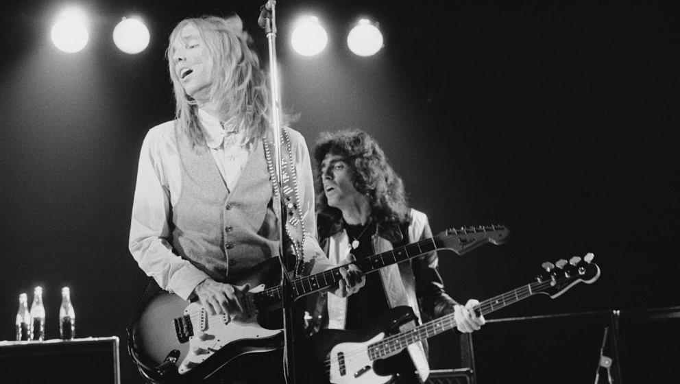 Tom petty in den 70ern live