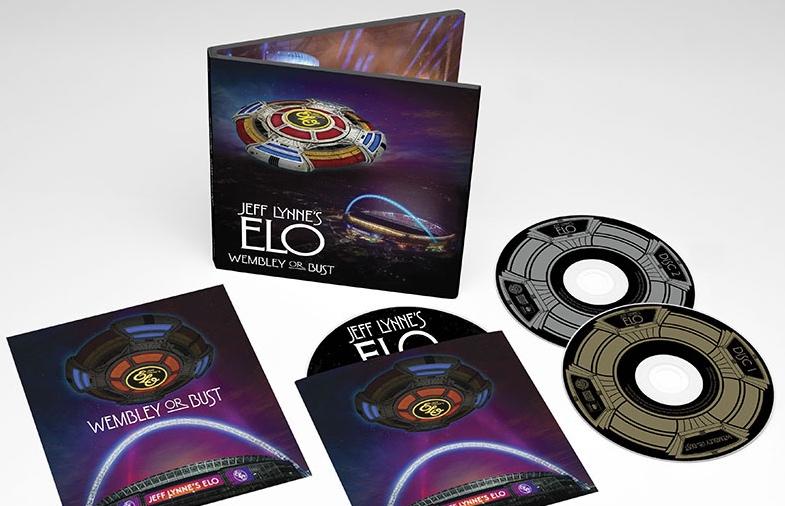 """Jeff Lynne's ELO - """"Wembley or Bust"""""""
