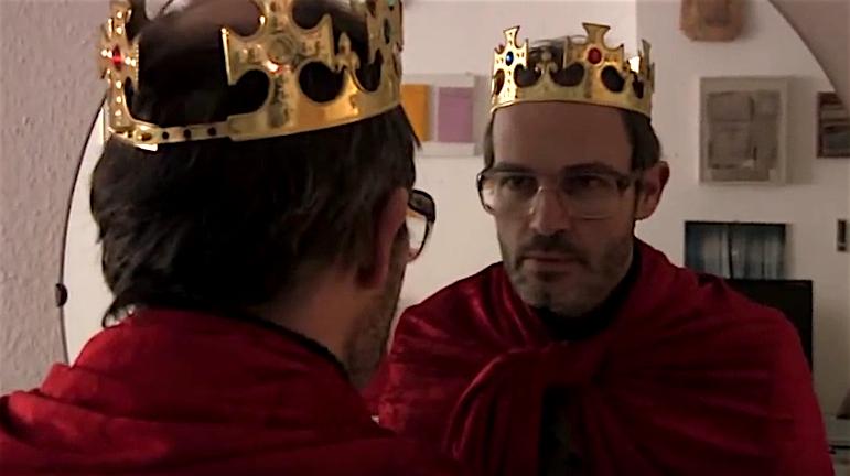 """Erdmöbel im Video zu ihrem Song """"Muss der heilige Nikolaus sein"""""""