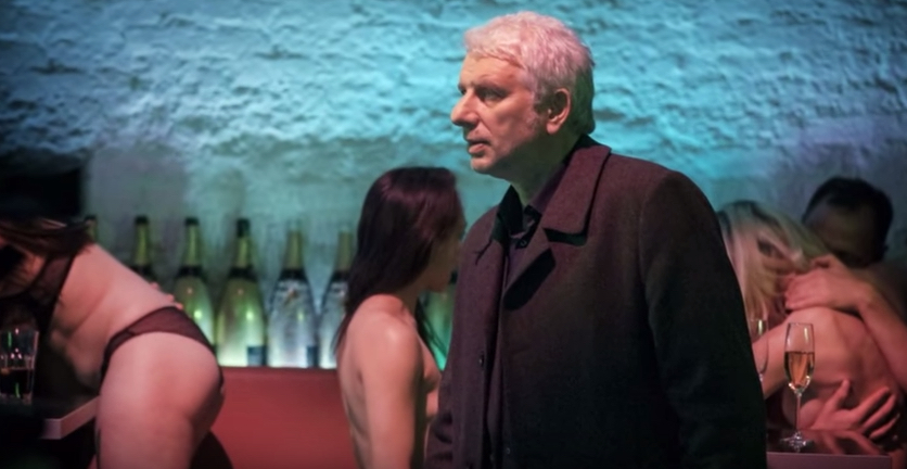 "Szene aus dem neuen ""Tatort"" mit dem Titel ""Hardcore"""
