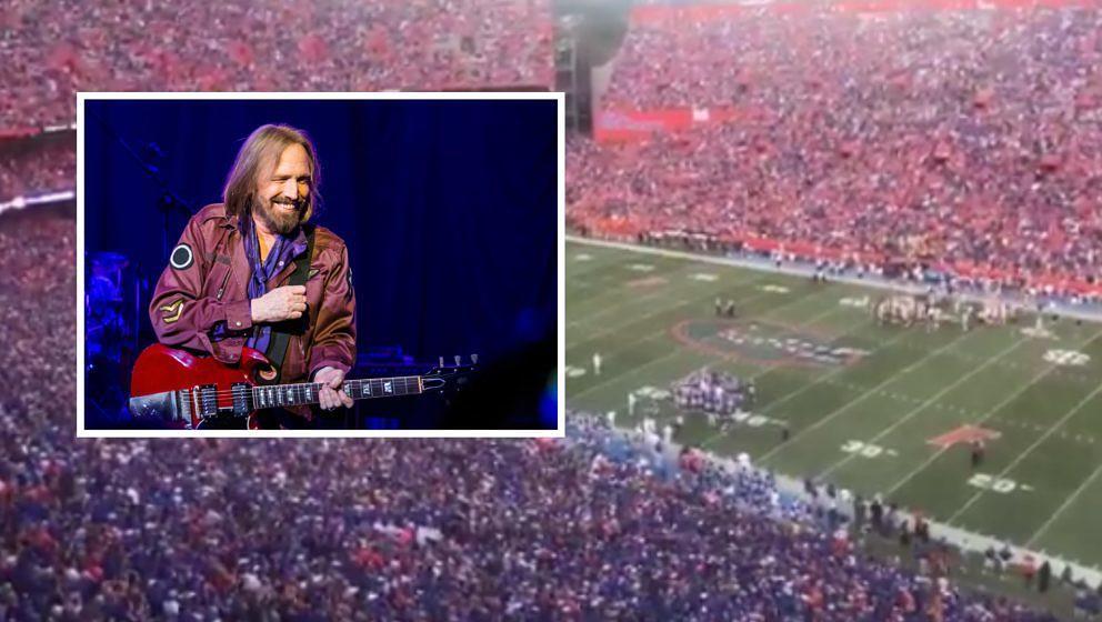 Ein ganzes Stadion ehrt Tom Petty