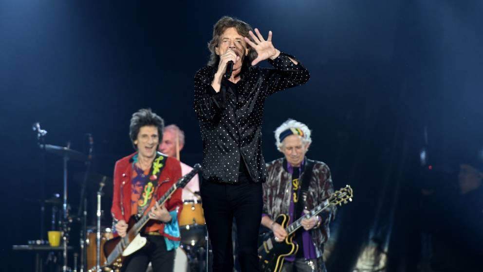 Rolling Stones live in Düsseldorf 2017