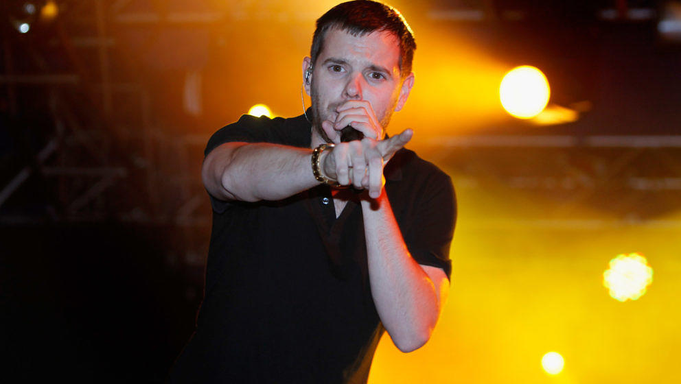 Mike Skinner von The Streets