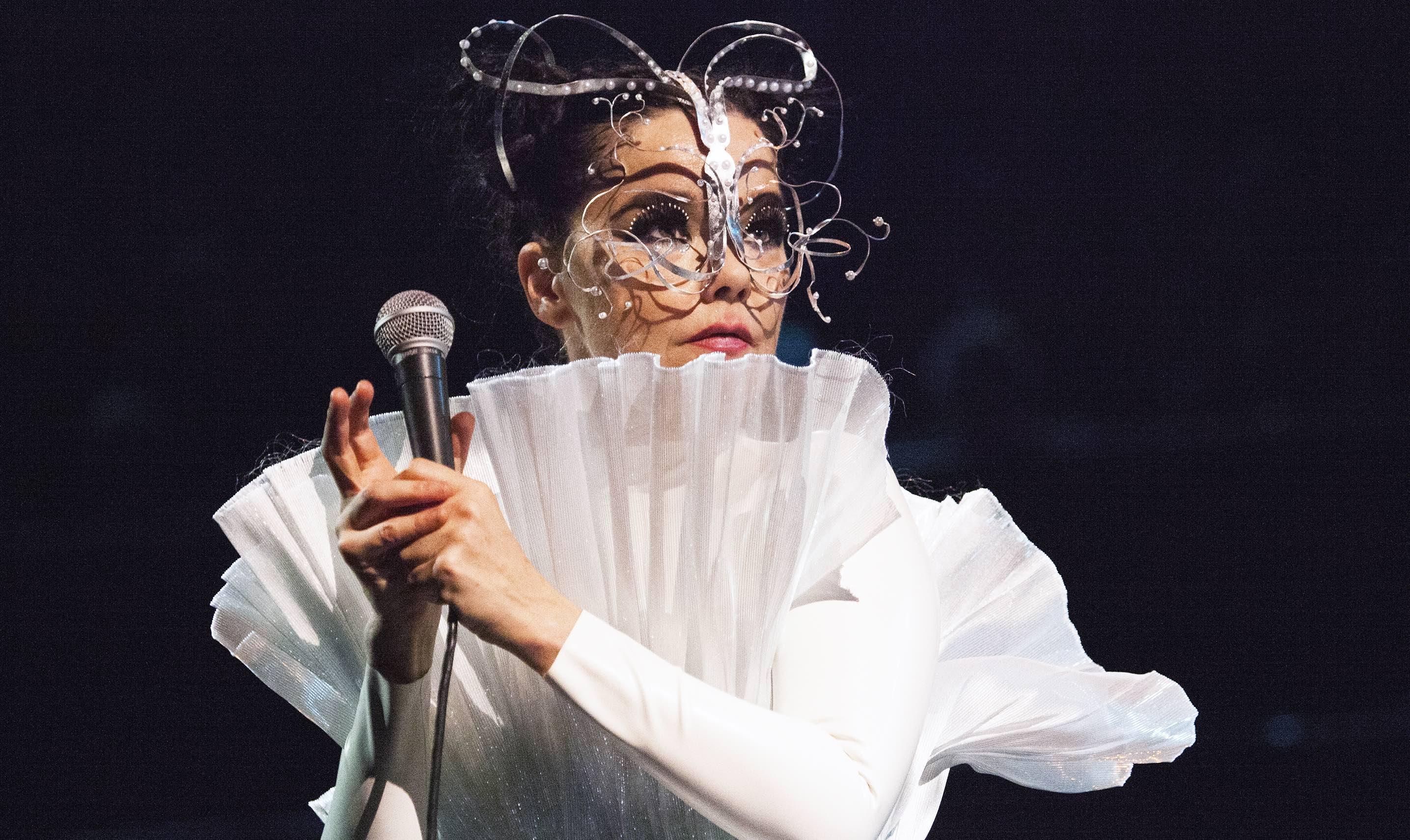 Björk deutet an, dass sie ausgenutzt wurde