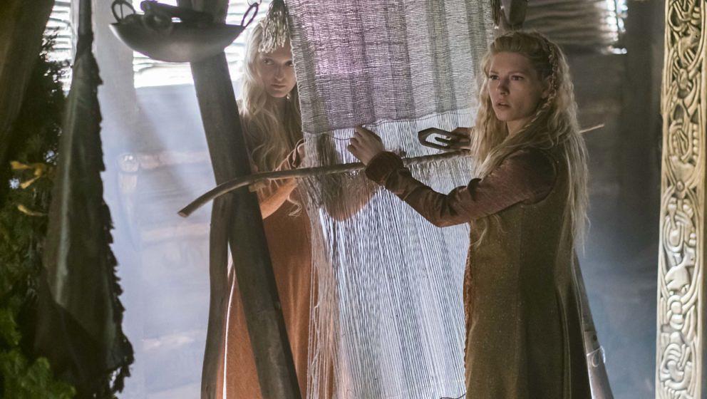 """Szene aus der vierten Staffel von """"Vikings"""""""