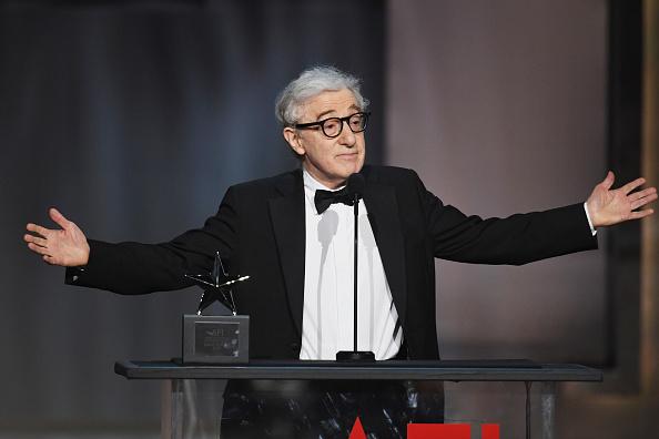 Will das alles gar nicht so gemeint haben: Woody Allen.