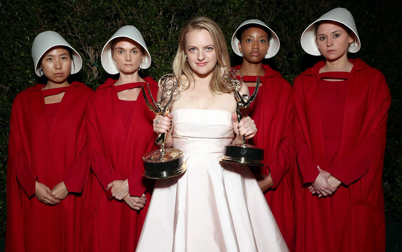 Emmy-Gewinnerin Elisabeth Moss