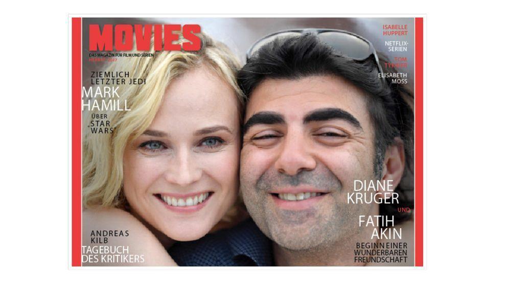 """Das Cover für die Herbst-Ausgabe von """"Movies"""""""