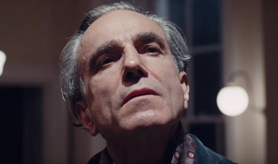 "Daniel Day Lewis im Trailer zu ""Phantom Thread"""