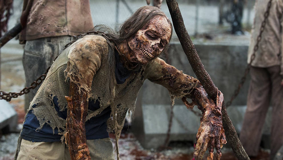 """The Walking Dead"": Die Quoten sinken weiter"