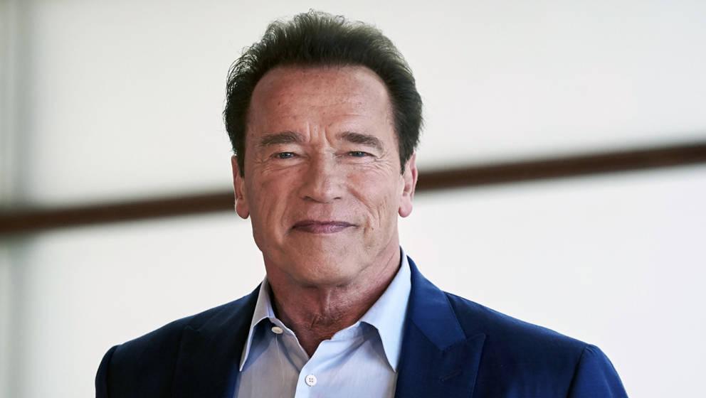 Immer noch der Terminator: Arnold Schwarzenegger
