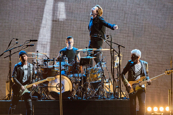 """Die """"The Joshua Tree Tour"""" von U2 war ein voller Erfolg – auch finanziell."""
