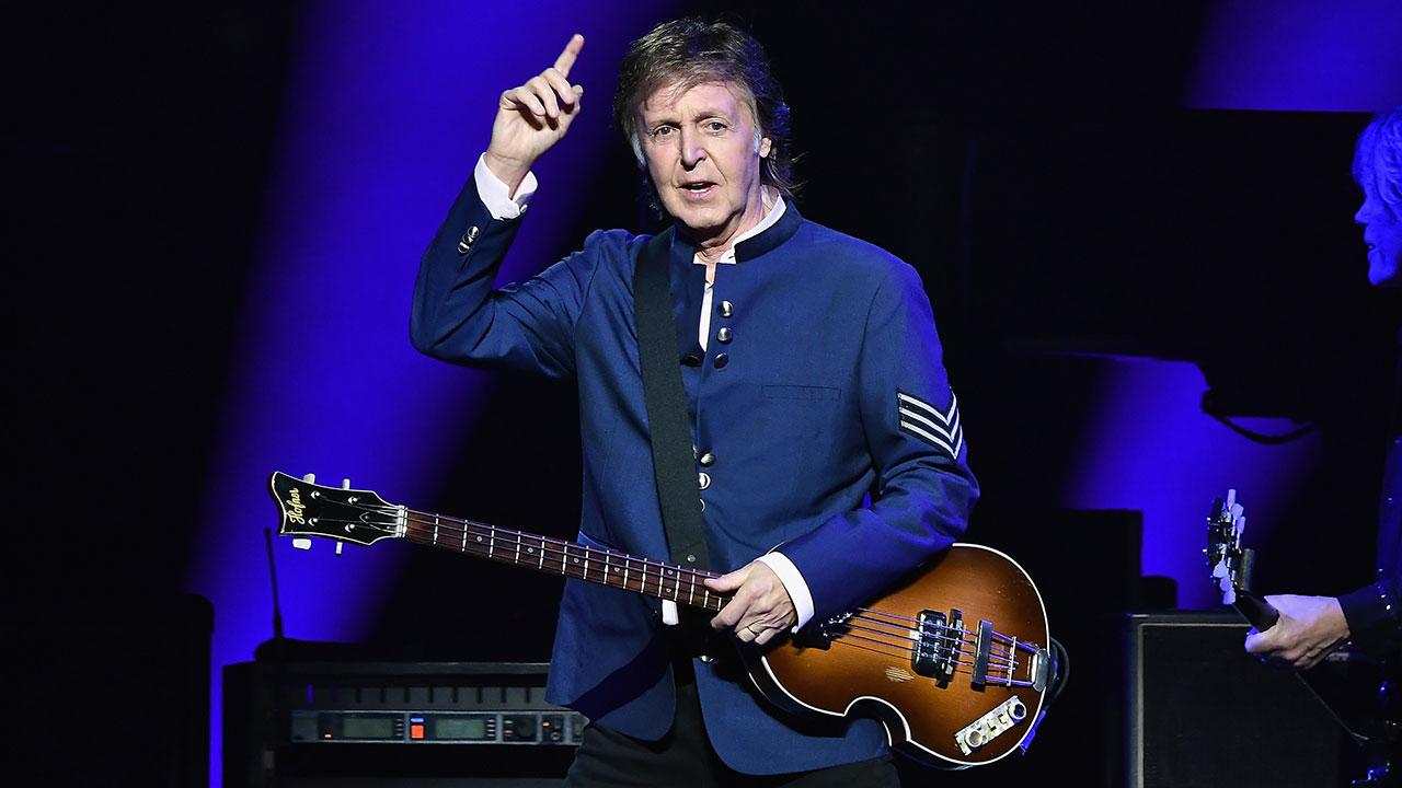 Macht sich stark für den Tierschutz: Paul McCartney