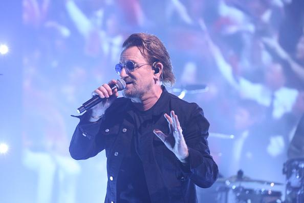 """Steht auch in den """"Paradise Papers"""": Bono von U2."""