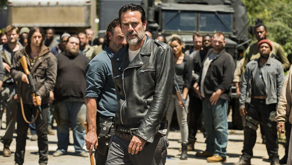 """Szene aus """"The Walking Dead Season 7"""""""