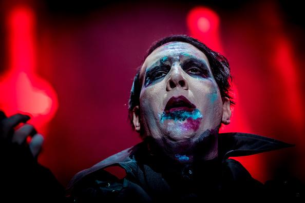 Marilyn Manson steht auf provokative Auftritte