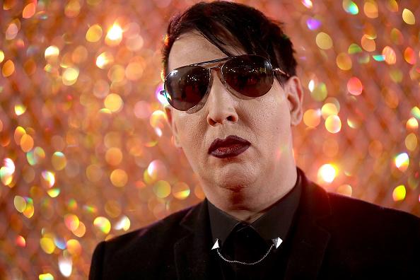 Hat sich nicht für seinen Auftritt mit dem Fake-Gewehr entschuldigt: Marilyn Manson.