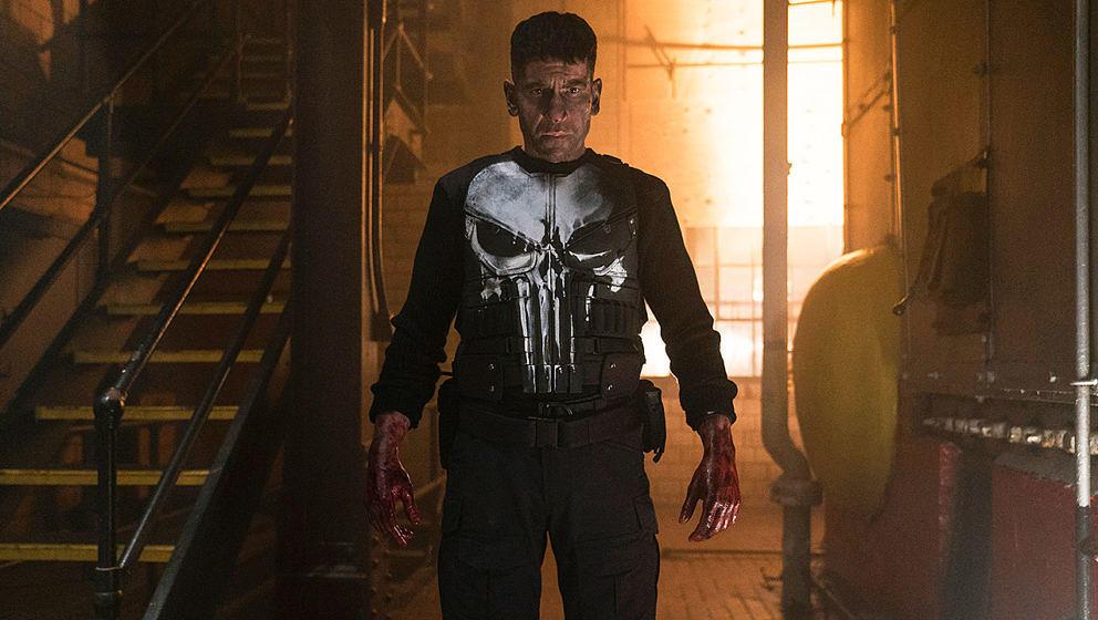 """""""The Punisher"""" ist nur eine von vielen Netflix-Neuerscheinungen"""