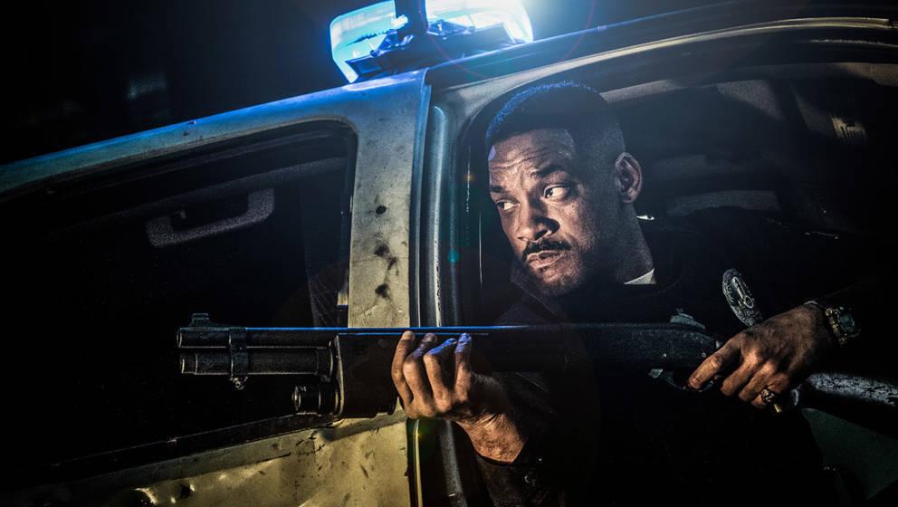 """""""Bright"""" mit Will Smith ist im Dezember neu im Netflix-Programm"""