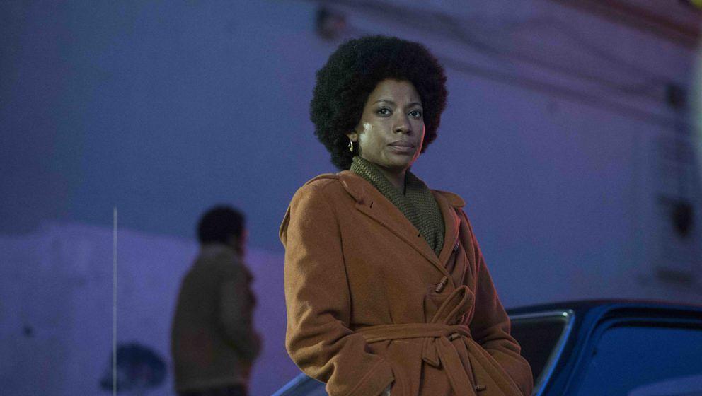 HBO  2016  The Deuce Season 106 Characters:  Natalie Paul-  Sandra