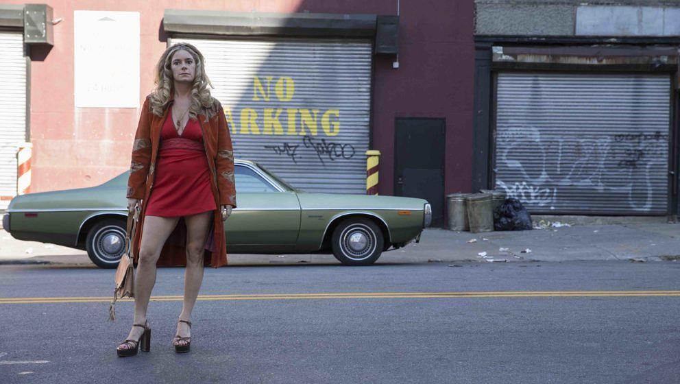 HBO  2016  The Deuce Season 107 Characters:  Gary Carr-  CC Lawrence Gilliard Jr-  Alston Dominique Fishback-  Darlene Emily