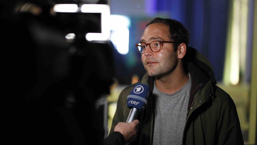 Zu Gast: Bosse im TV-Interview
