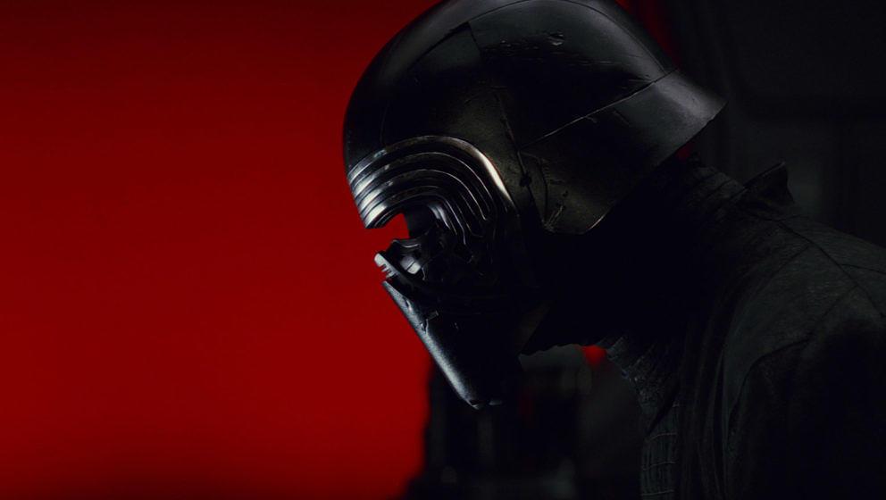 """Kylo Ren in """"Star Wars: The Last Jedi"""""""