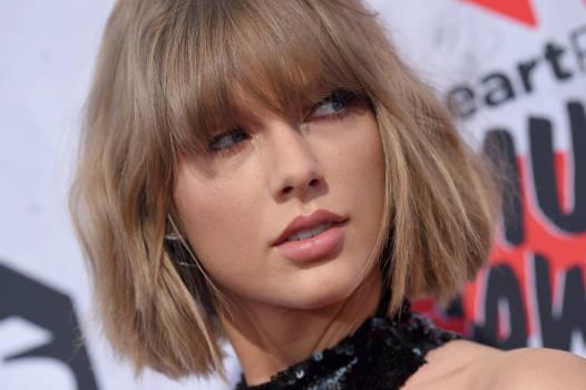 Teil der Person des Jahres 2017: Taylor Swift.