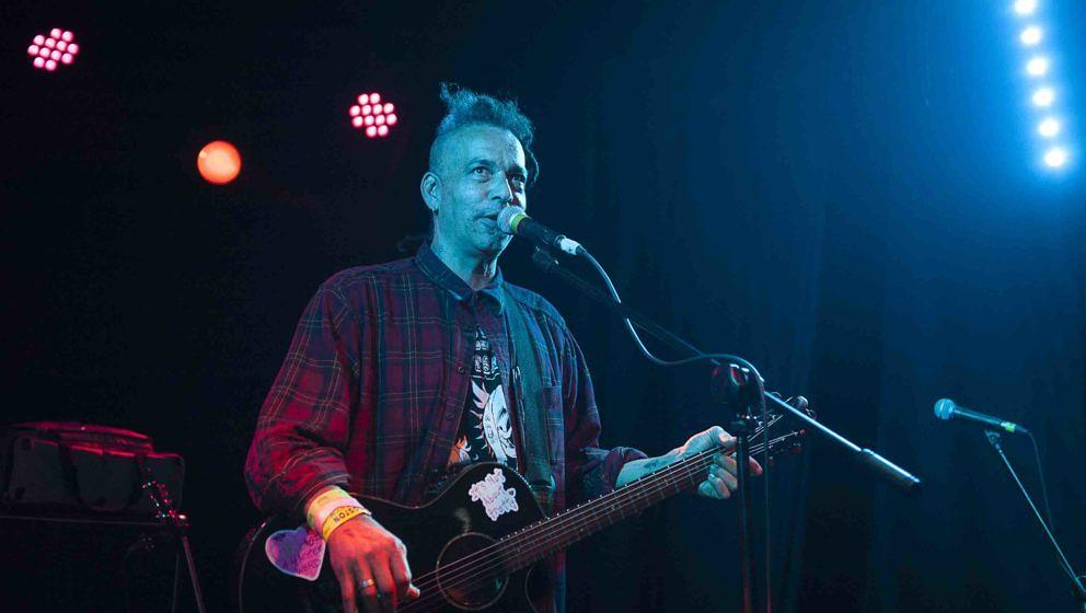 LONDON, ENGLAND - OCTOBER 10:  Chuck Mosley performs at Boston Music Room on October 10, 2016 in London, England.  (Photo by