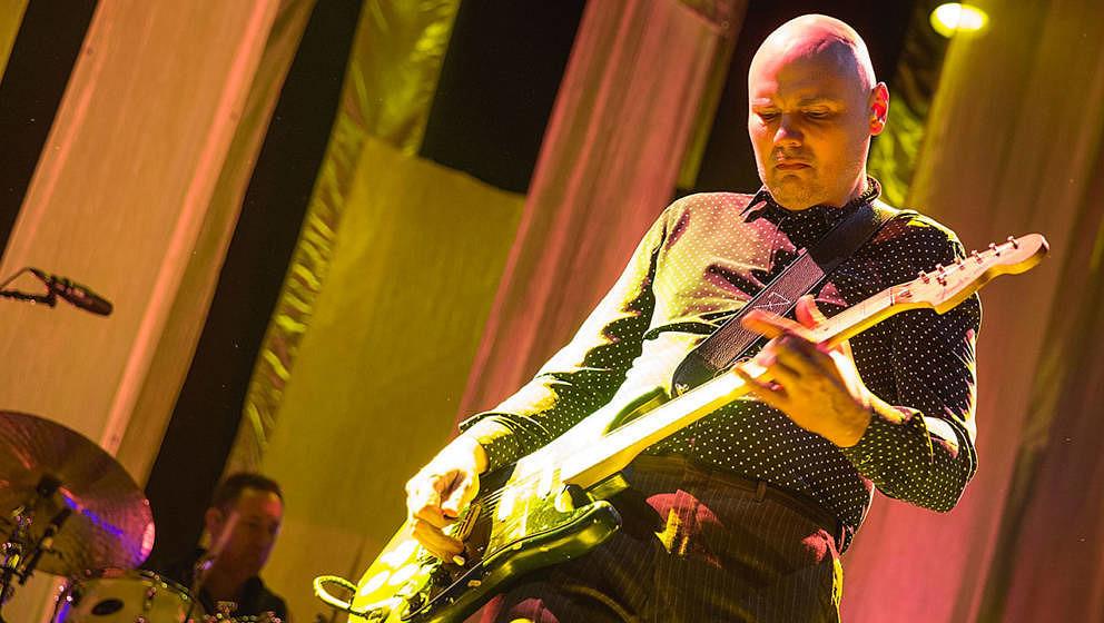 Nimmt Nickelback in Schutz: Billy Corgan