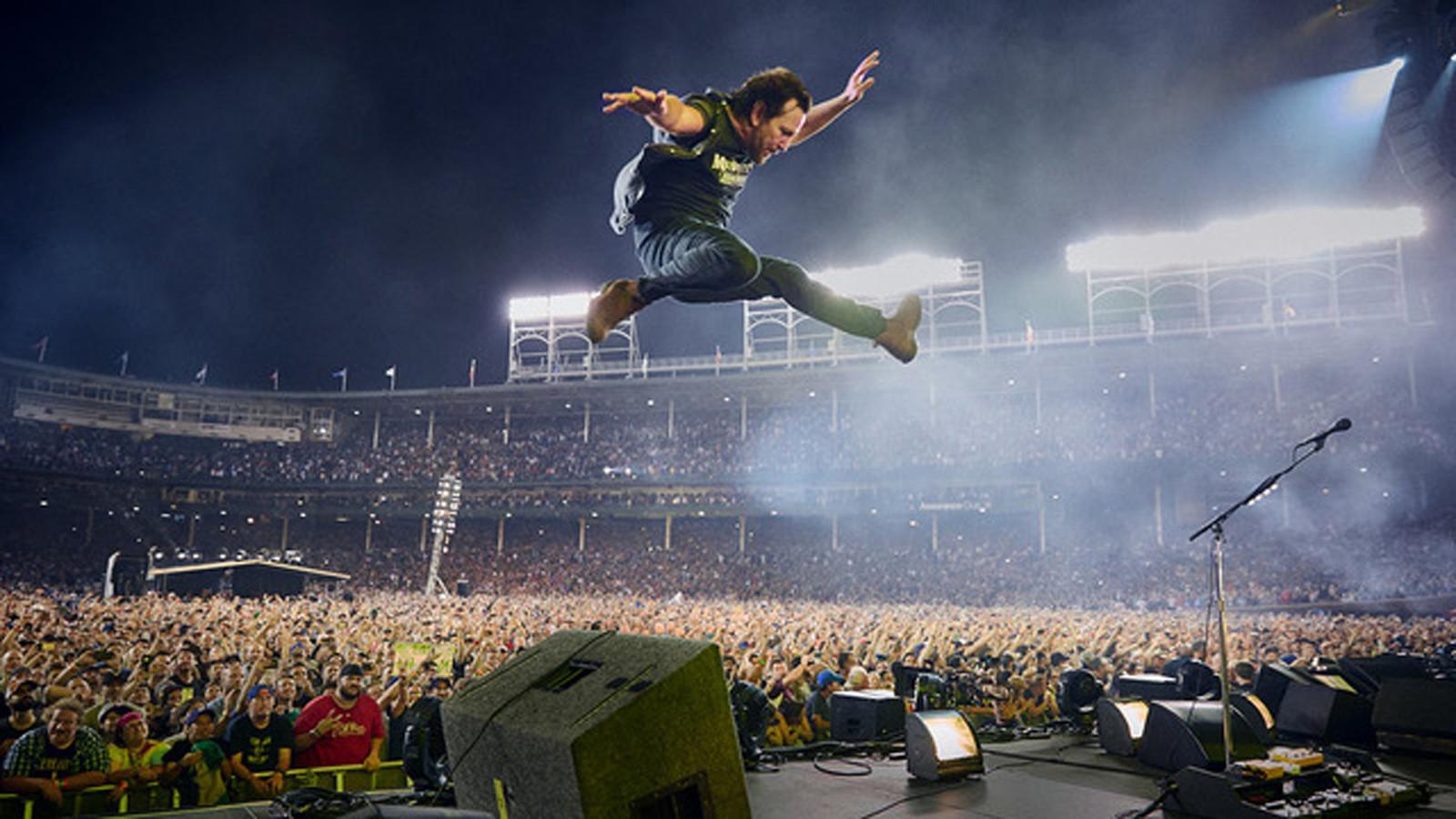 Eddie Vedder Tour Chicago