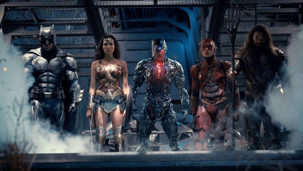 """Szene aus """"Justice League"""""""
