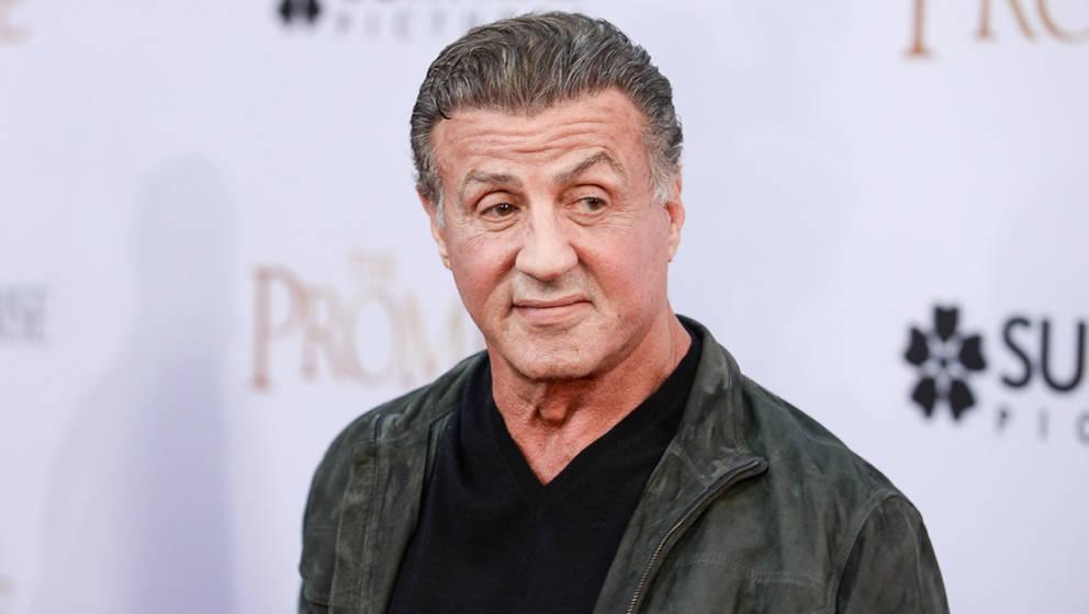 Sylvester Stallone soll 1986 einen Dreier mit einer 16-Jährigen gehabt haben