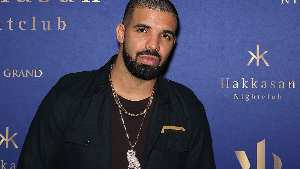 LAS VEGAS, NV - SEPTEMBER 12:  Recording artist Drake attends the after party for his concert at Hakkasan Las Vegas Nightclub